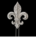 Fleur de Lis Wedding Accessories