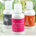 Silhouette Collection Personalized Favors