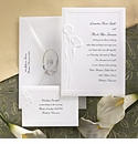 Calla Lily Wedding Invitations