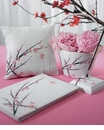 Cherry Blossom Wedding Accessories