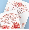 French Whimsy Stationery Collection