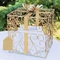 Wedding Reception Gift Card Holder - Silver, White, Gold or Black
