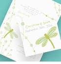 Dragonfly Designer Stationery
