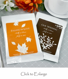 Silhouette Collection Hot Cocoa Favors