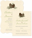 Pinecone Plantable Wedding Collection
