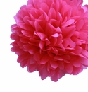 Paper Pom Poms Decorations