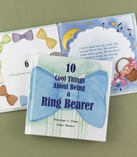 Ring Bearer Gifts to Delight any Boy