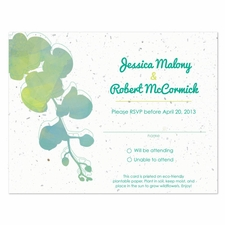 Encourage Environmentalism with Eco-Friendly Wedding Stationery