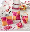 Hot Pink & Orange Wedding Collection