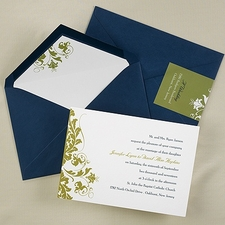 The Exclusive II Wedding Invitation Collection