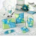 Blue & Green Wedding Collection