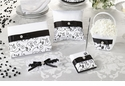 Black & White Whimsical Swirls Wedding Collection