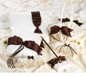 """Whipped Cream and Chocolate"" Wedding Collection"