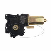 New Power Window Motor - LH
