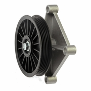 New A/C Compressor Bypass Pulley