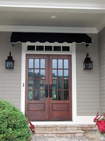 EZAwn Awnings & Porch Canopies - Classic Style Awning