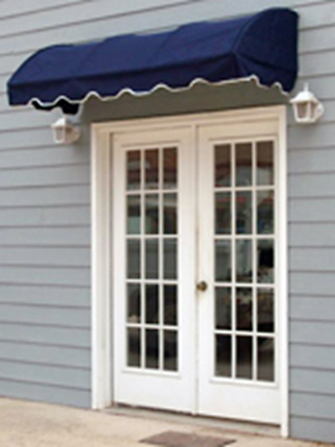 Ezawn Quarter Round Style Window Awnings Amp Door Canopies