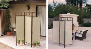 Sunsational Outdoor Privacy Screens