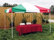King Canopy Portable Instant Canopies - ShadeMax 10' x 10'