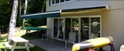 Retractable Patio Awnings - Silver Series