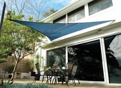 Breathable Triangular Shade Sails Premium Series