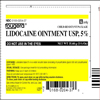 LIDOCAINE 5% OINTMENT <BR> 1-1/4 OZ . ( 35 MG ) <BR> NDC # 00168-0204-37
