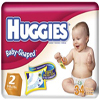 HUGGIES ULTRATRIM <BR> BABY DIAPERS<BR>(12-18)LBS. 144/CASE, KIM 11957