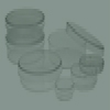 SIMPORT PETRI DISHES <BR> SIZE 10 MM X 35 MM , 500/CASE