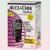 ACCU CHECK ACTIVE STRIPS <BR>50 STRIPS / BOX