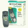 ACCUCHECK COMPACT GLUCOSE  STRIPS