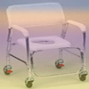 MOBILE <BR> SHOWER CHAIRS