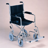 TRANSPORT CHAIR <BR>  ROLLABOUT ( WHEELCHAIR )