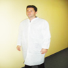 PREMIUM WHITE LAB COATS <BR> 50/CASE