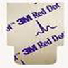 3M RED DOT ELECTRODES <BR> # 2360 , 100/PACK