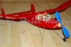 Wakefield #FF08 Easy Built Balsa Wood Model Airplane Kit Rubber Powered