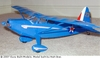 Stinson Model 105 Voyager, Easy Built Models #FF16 Balsa Wood Model Airplane Kit