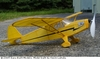 Piper Cub, Easy Built Models #FF22 Balsa Wood Model Airplane Kit