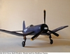 Vought Corsair, Easy Built Models #FF70 Balsa Wood Model Airplane Kit