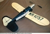 Erie Daily Times Junior Pilot Easy Built Models #FF-92LC  Balsa Wood Model Airplane Kit