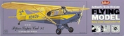 "Piper Super Cup 95 24"" Guillows #303 Wood Model Airplane Kit"