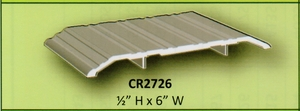 "CAL ROYAL CR2726 36"" X 6"" X 1/2"" THRESHOLD ALUMINUM ( click here to view and buy item )"