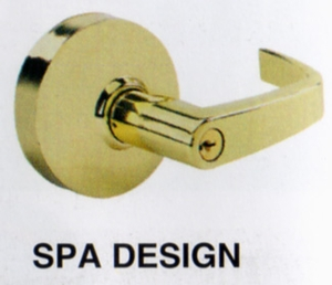 CAL ROYAL  CSPA00 GENESIS KEYED ENTRY LOCKSET  ( click here to view and buy item )