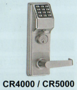 CAL ROYAL CR5000 TRILOGY DIGITAL EXIT DEVICE TRIM FOR 7700 EXIT DEVICES ( click here to view and buy item )