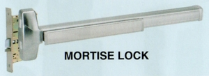 "CAL ROYAL MR7700EO36"" MORTISE EXIT DEVICE ( click here to view and buy item)"