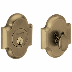 BALDWIN ARCHED 8252 SINGLE CYLINDER DEADBOLT
