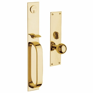 BALDWIN CHICAGO 6563 MORTISE ENTRY HANDLESET (click here to view and buy item)