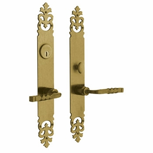 BALDWIN MONTPELIER 6927 MORTISE ENTRY HANDLESET (click here to view and buy item)