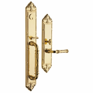 BALDWIN EDINBURGH / FENWICK 6952 MORTISE ENTRY HANDLESET (click here to view and buy item)