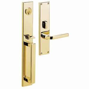 BALDWIN MINNEAPOLIS 6976 MORTISE ENTRY HANDLESET (click here to view and buy item)