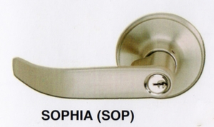 CAL ROYAL SOP-00 SOPHIA  KEYED ENTRY (click here to view and buy item)